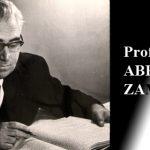"""Professor ABBAS ZAMANOV"" kitabına giriş"