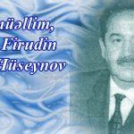 Əhəd Firudin oğlu Hüseynov