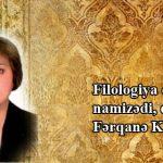 Fərqanə Ramiz qızı Kazımova