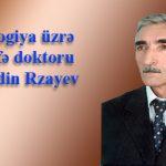 Firudin Həsən oğlu Rzayev