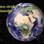Günəş ətrafı planetlər