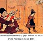 """Some words about """"Molla Nasreddin"""" journal and teaching problems"""