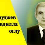 Оруджев Али Авдилла оглу