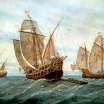 La recopilación de las intrigas contra Critóbal Colón