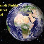 Həzrəti Nuhla xilas və ərazi