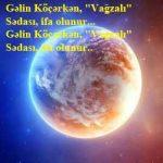 """Gəlin Köçərkən, """"Vağzalı"""" Sədası, ifa olunur…"""