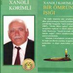 """Xanəli Kərimli: """"Bir ömrün işığı"""""""