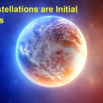 The Constellations are Initial Calendars