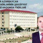 GƏNC YAZARIN MƏHSULDAR ƏMƏYİ