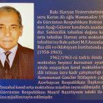 Kərim Məmmədov — Elmi-tədqiqat işlərinin metodikası