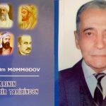 Kərim Məmmədov – Türk xalqlarının pedaqoji fikir tarixindən seçmələr